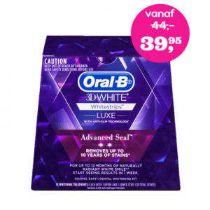 oral-b luxe whitestrips